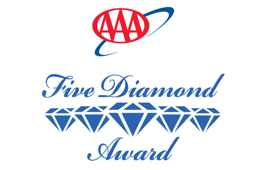 AAA 5 Diamond Award Logo