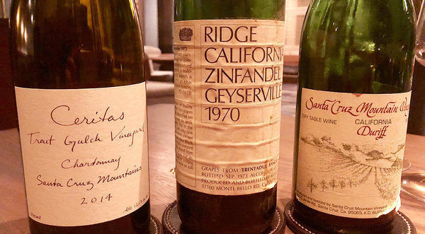 Very rare bottles from the SingleThread collection